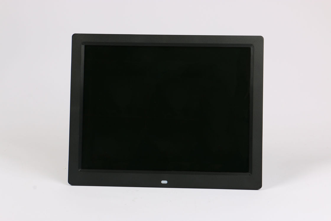 Cool 14 Inch Audio Digital Photo Video Frame With 4:3 Aspect Ratio