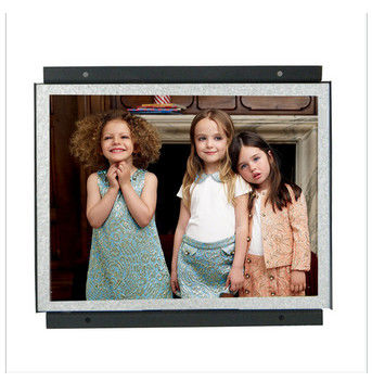 Professional Small Wide Viewing Angle 8 Inch Open Frame LCD Monitor 800*480