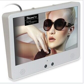 19 Inch Wall Mount Motion Sensor Digital Photo Frame With 8ms Responsive Time